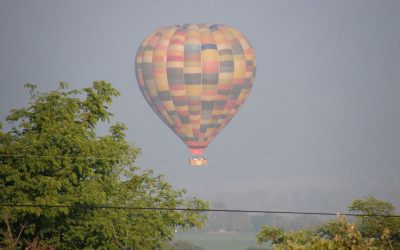 Accommodation & Balloon Safari Special